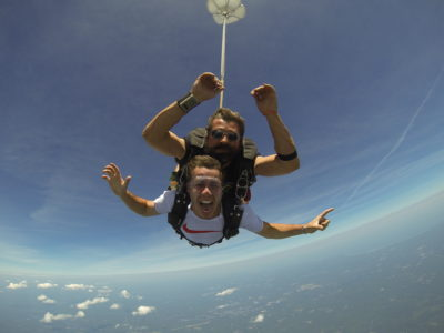 skydiving weight restrictions