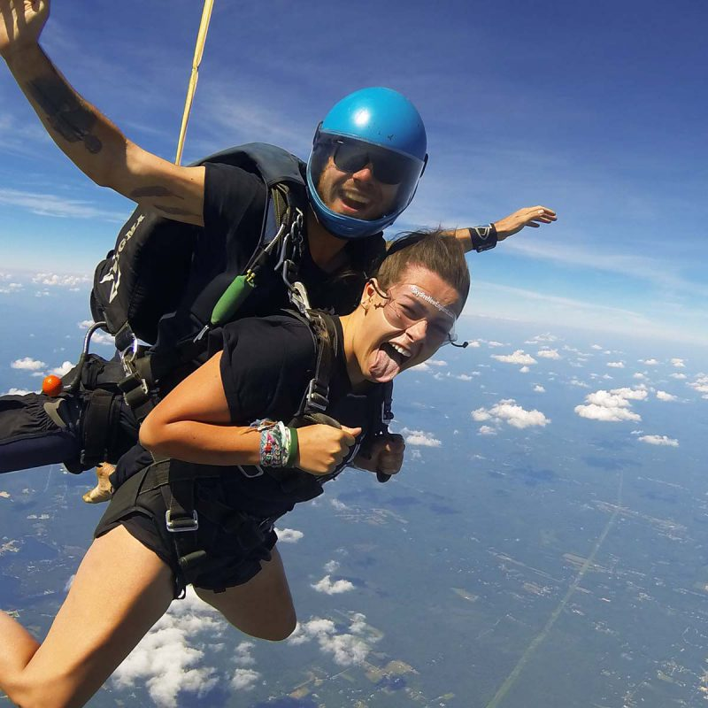 Free Fall Skydiving, Tandem Skydiving | Skydive New England
