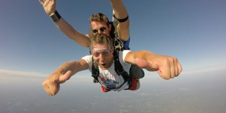 Book Skydiving