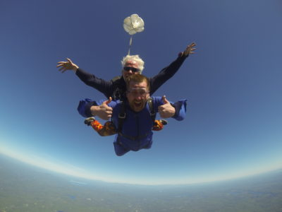 what to wear to go skydiving