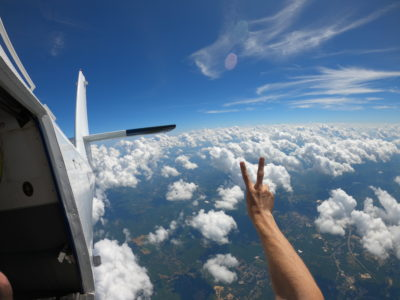how to prepare to skydive